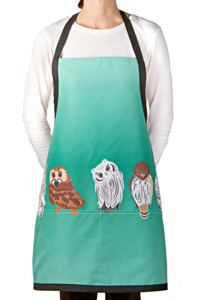 Owls Apron