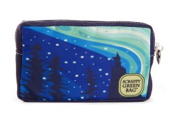 Northern Lights Aurora Borealis Grocery Bag