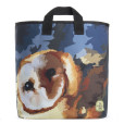 Barn Owl Grocery Bag