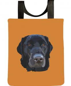 black-lab-tote-bag