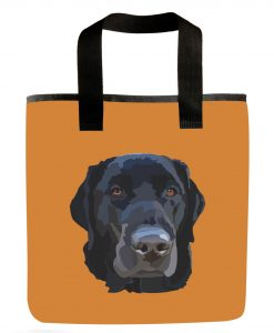 Black-Lab-Grocery-Bag