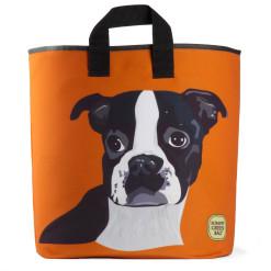 boston-terrier-grocery-bag
