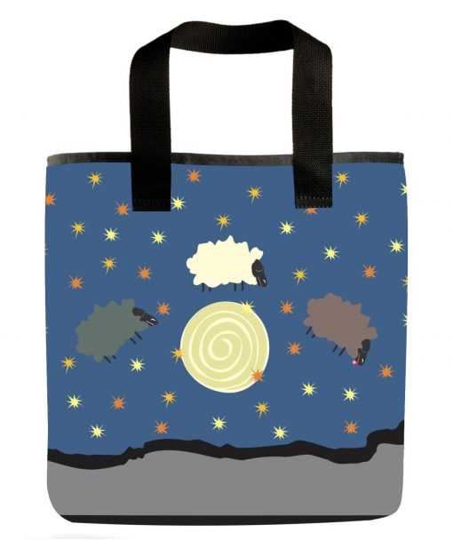 day-sheep-night-sheep-grocery-bag-project-bag-night-side