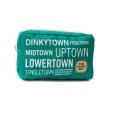 dinkytown-on-green-utility-bag
