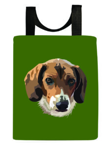 dog-beagle-rescue-washable-recycled-reuseable-tote-bag