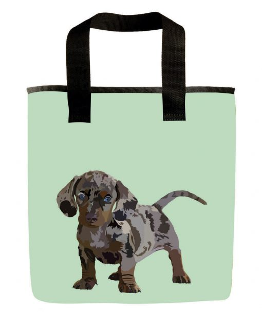 dog-dachshund-dapple-puppy-aqua-recycled-materials-washable-grocery-bags-1