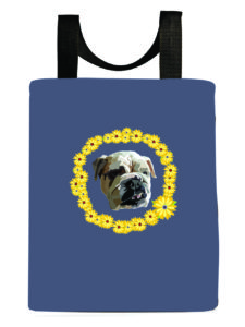 dog-english-bulldog-blue-tote-bag-recycled-washable