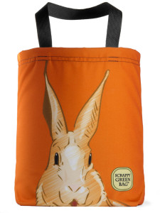 eco-friendly-tote-bag-rabbit-bunny-hare-orange-easter-cute-American-made