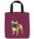 The Frech Bulldog Mini Tote Bag