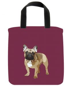 The Frech Bulldog Mini Tote Bag