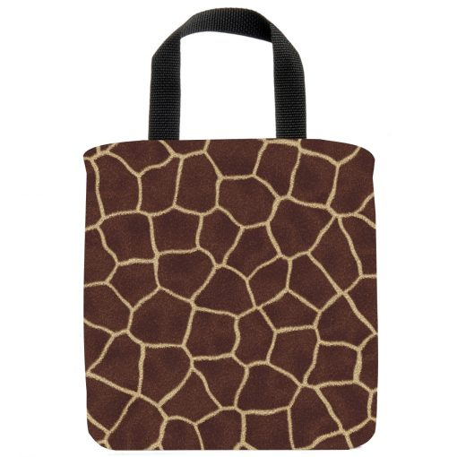 giraffe-ban-trophy-hunting-mini-tote-blue-recycled-materials-lunch-bag-sustainable