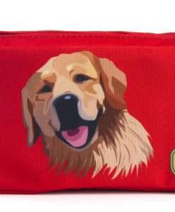 golden retriever-utility-bag