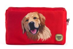golden retriever-utility-bag