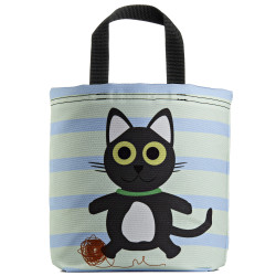 kitty-cat-kids-tote-gray