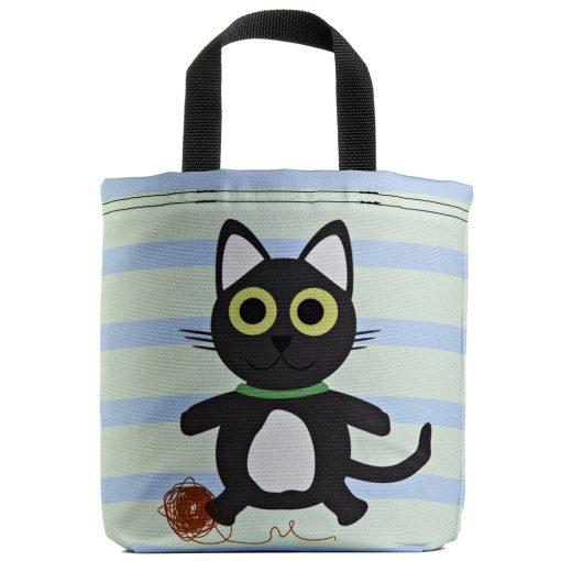gray-kitty-cat-feline-stripes-yarn-ball-eco-kids-tote-bag