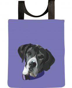great-dane-tote-bag