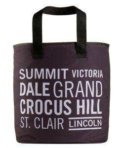 Crocus Hill Grocey Bag wiht 27 inch handles