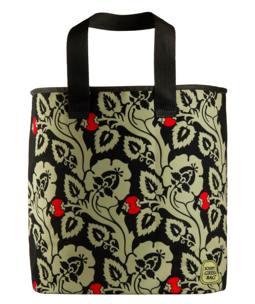 grocery-bag-eco-friendly-recycled-material-the-jennifer-berries-vine-pattern-black-gold-red