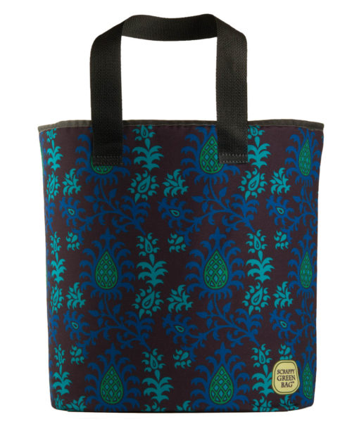 grocery-bag-eco-friendly-recycled-material-the-ruth-black-blue-paisley