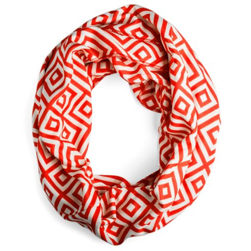 infinity-scarf-geometric-tapestry-red-cread-eco-goods-scrappy-products