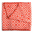 infinity-scarf-geometric-tapestry-red-cream-flat-eco-good-scrappy-products