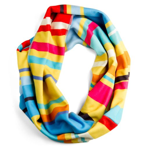 infinity-scarf-scarves-washable-stripes-spring-colors-soft-cool-comfy
