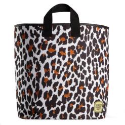 jaguar-print-grocery-bag