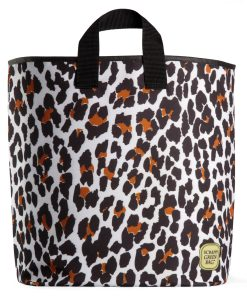 jaguar-print-grocery-bag