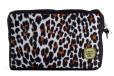 Jaguar print utility bag