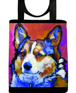 The Corgi Tote