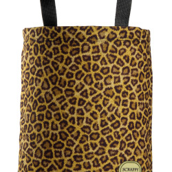leopard-animal-print-wild-animals-african-gold-black-american-made-hip-chic-eco-friendly-tote-bag