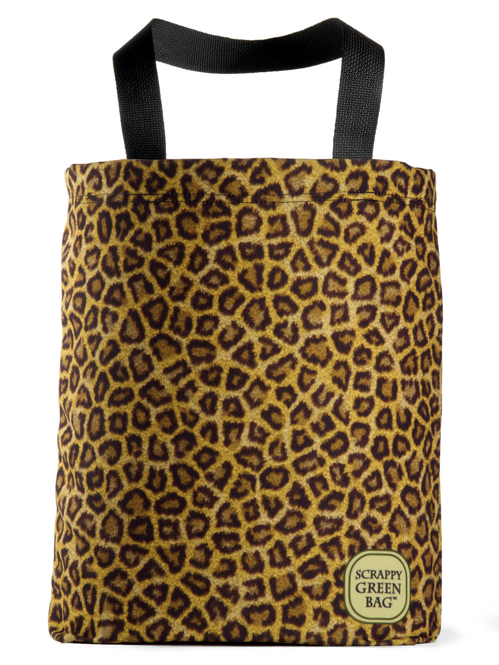 Animal series | Leopard print tote | Scrappy Products