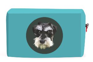 mini-schnauzer-dog-blue-green-utilitybag-scrappy-products-american-made-eco-goods