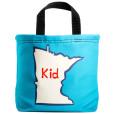 Minnesota kid tote