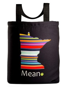 Minnesota Mean Tote Bag