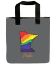 Minnesota Pride Grocery Bag