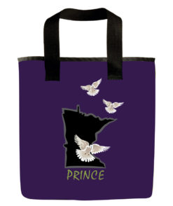 Prince doves grocery bag