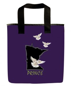 Prince doves grocery bag
