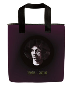 Prince tribute grocery bag