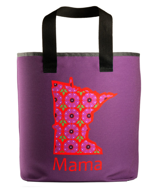 minnesota-state-icon-mama-purple-red-eco-goods-scrappy-products-grocery-bag