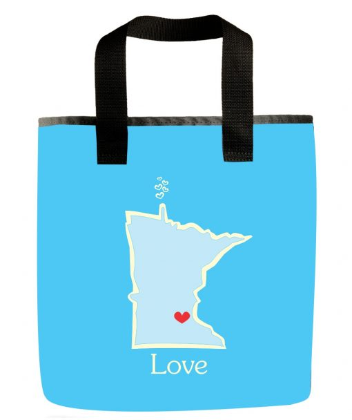 minnesota-state-love-icon-icy-blue-eco-goods-scrappy-products-grocery-bag