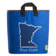 MN Blue State Grocery Bag