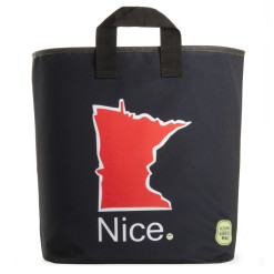 Minnesota Nice Grocery Bag