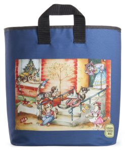 Nostalgia Cats Grocery Bag