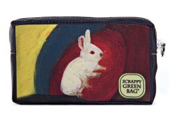 rabbit-white-bunny-hare-teal-brick red-utility-bag-sputlhare01