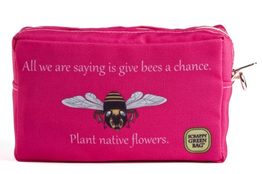 save-the-bees-plant-native-flowers-green-american-made-machine-washable