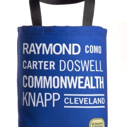st-paul-street-names-raymond-como-carter-doswell-commonwealth-knapp-cleveland-blue-tote-bag-sptotraym01