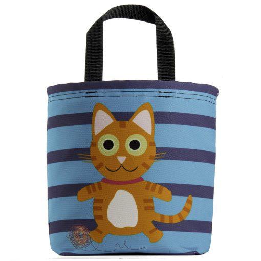 tabby-orange-kitty-cat-feline-stripes-yarn-ball-eco-kids-tote