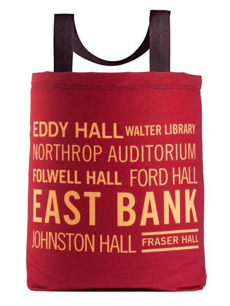 university-of-minnesota-east-bank-folwell-hall-northrup-auditorium-walter-library-eco-tote-bag