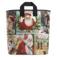 Wishing You a Merry Christmas Grocery Bag